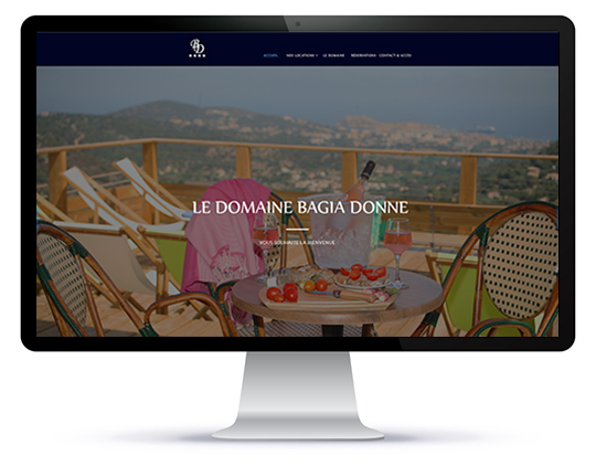 Domaine Bagia Donne